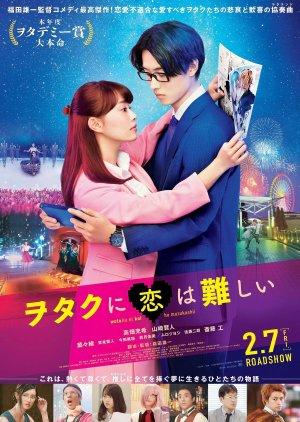 It's Difficult to Love an Otaku (2020)